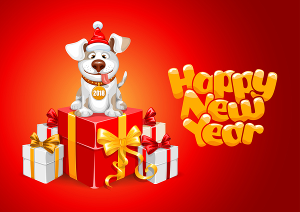 2018-happy-year-of-dog-vector-material-05.jpg