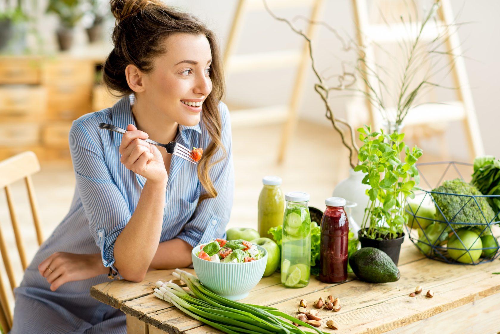 Омолаживающие и очищающие диеты