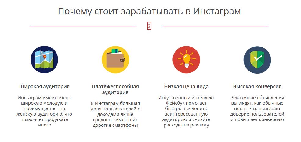 Инстаграм - как заработать первые 100 тысяч рублей | [Infoclub.PRO]