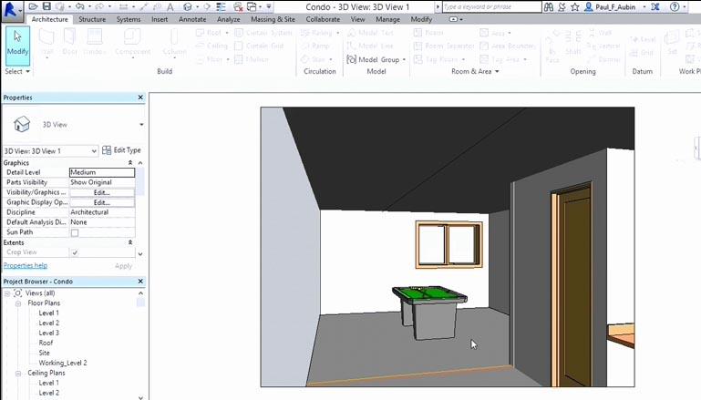 Lynda com) - Основной тренинг по Revit Architecture 2016
