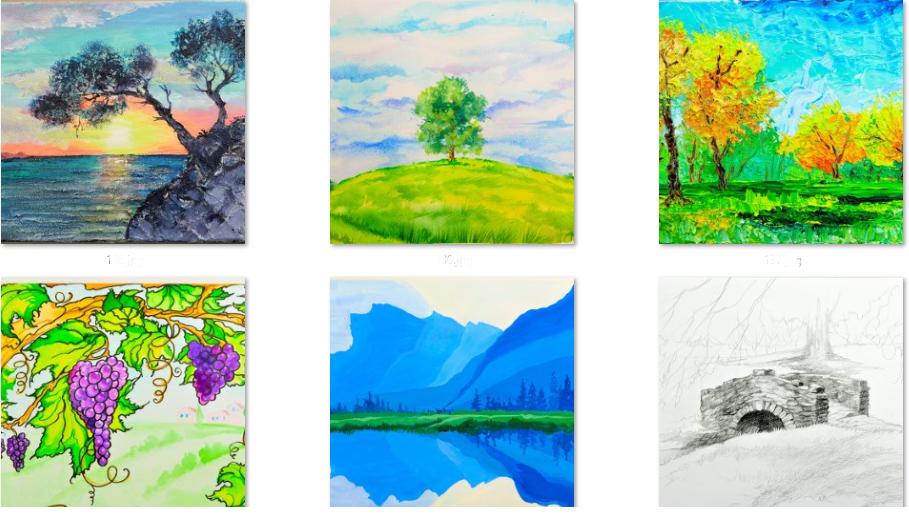 Рисуем пейзажи в разных стилях.png