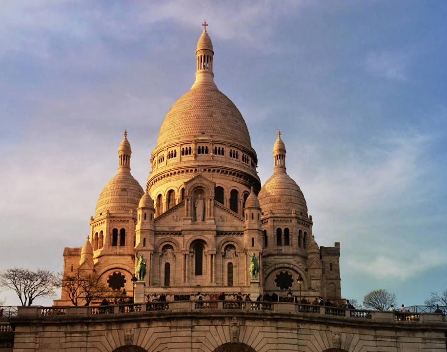 Романтика Парижа. Богемный Монмартр.png
