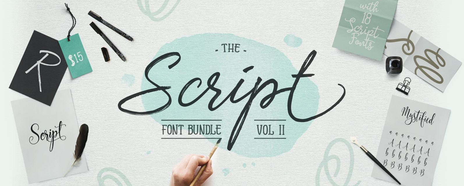 The-Script-Font-Bundle-Vol2-Main-Cover.jpg