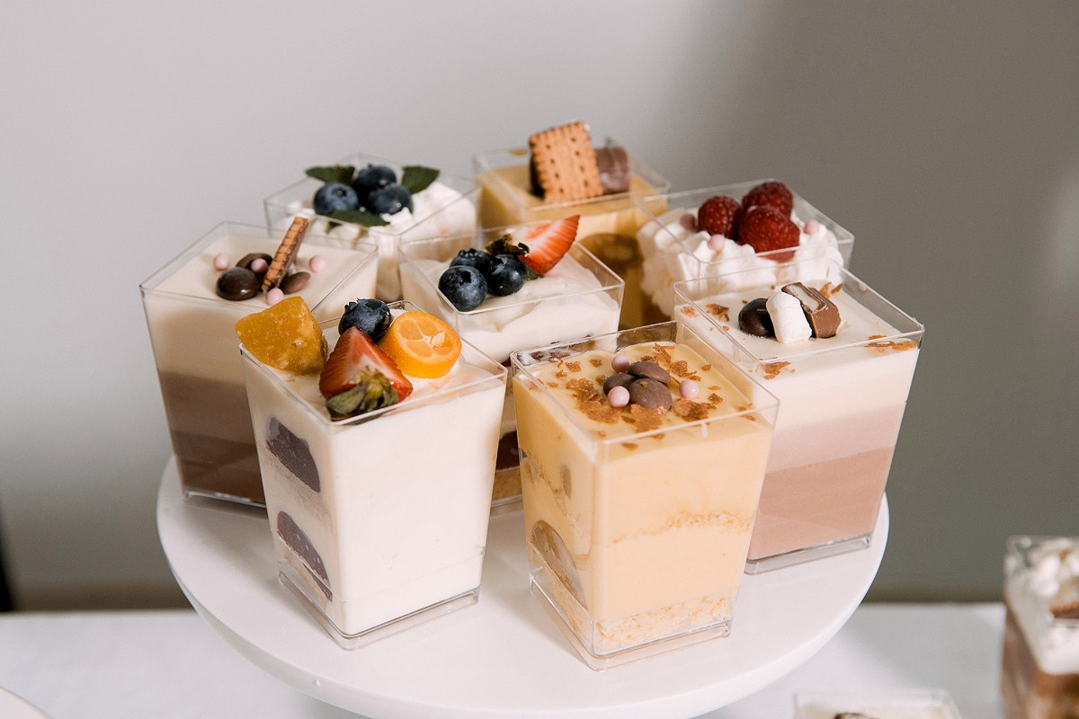 магазинах десерт трайфл слоями рецепт с фото каждой