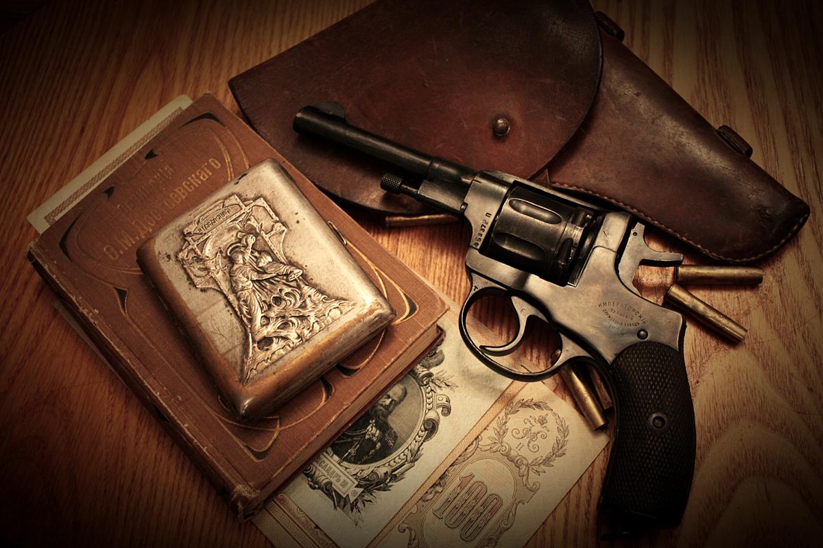 Сделать, открытки с пистолетом