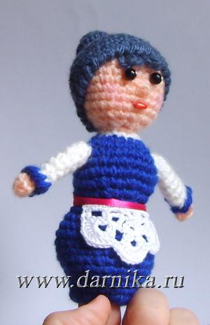 вязаные пальчиковые куклы складчина клуб складчик
